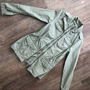 Women's H&M Divided Utility Parka Jacket